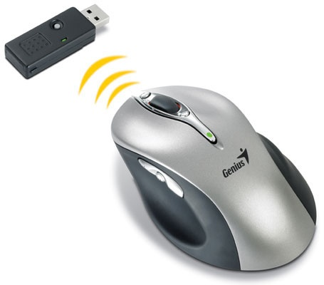Genius Ergo R815 wireless laser, USB