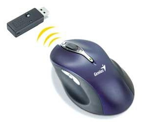 Genius Ergo R800 wireless, USB