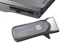 HP Bluetooth PC Card Mouse (RJ316AA)